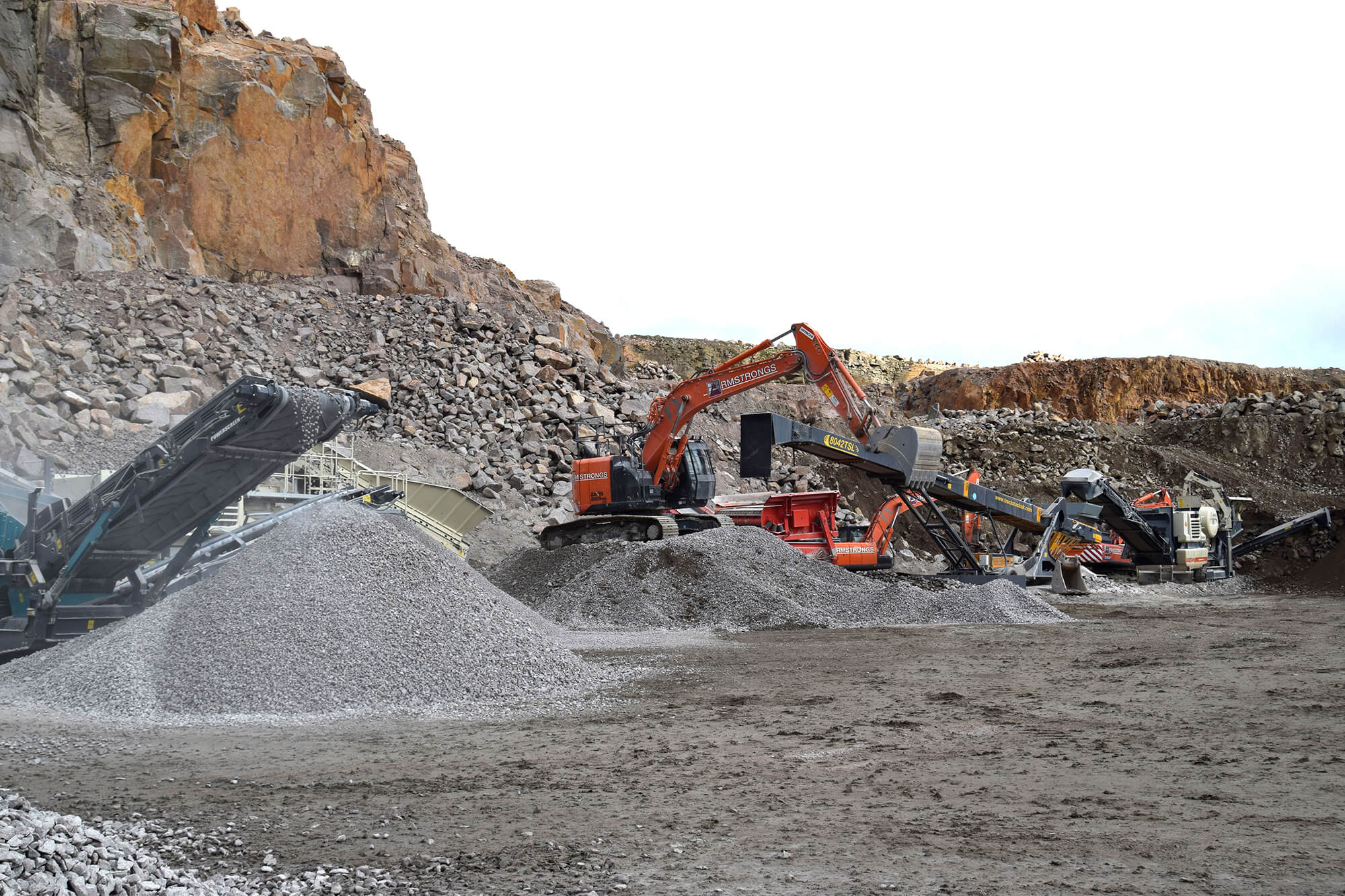 Shap Armstrongs Aggregate Amp Stone Quarry Suppliers