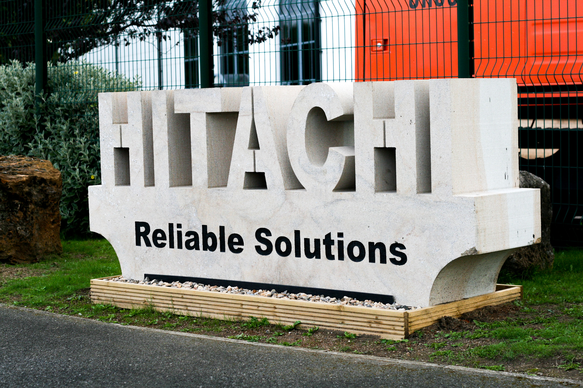 hitachi sign