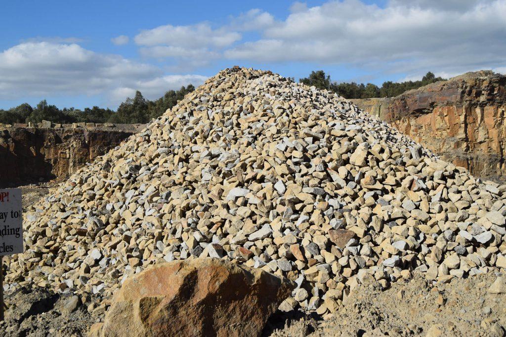 large aggregates