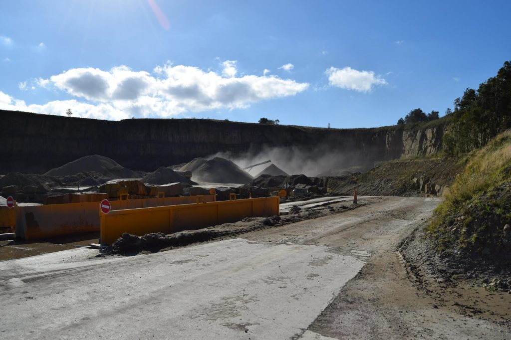 Brinscall Quarry shot
