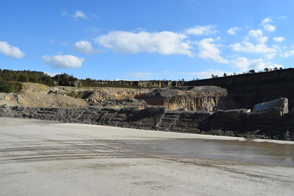 Brinscall Quarry site