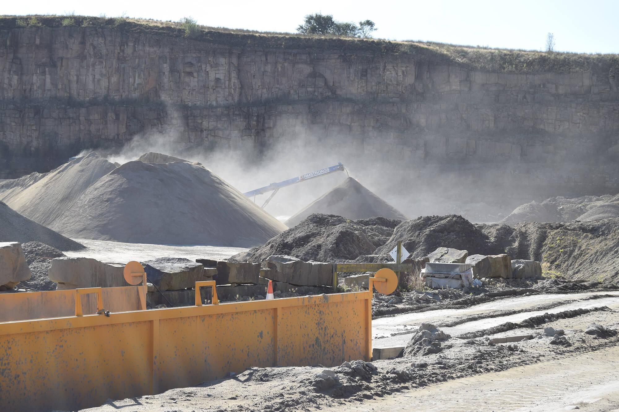 Brinscall Quarry