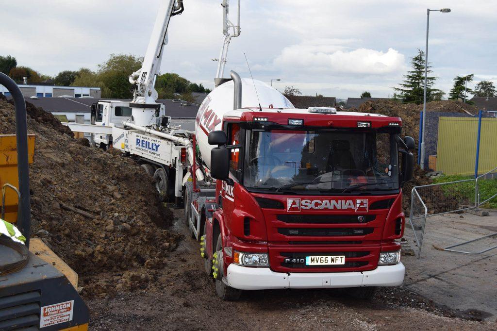 aggregate loading