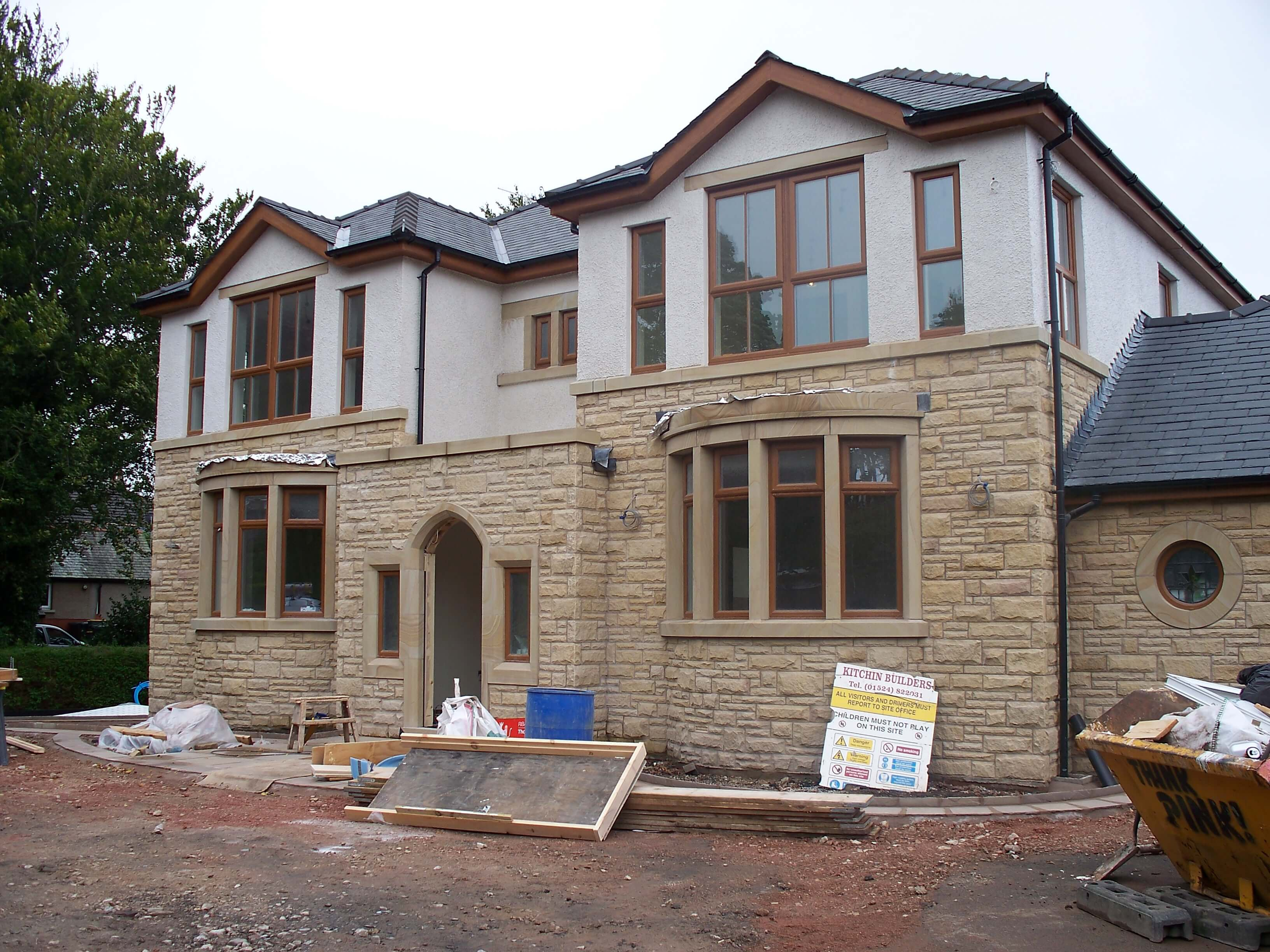 Bespoke Stone For A Bespoke Home