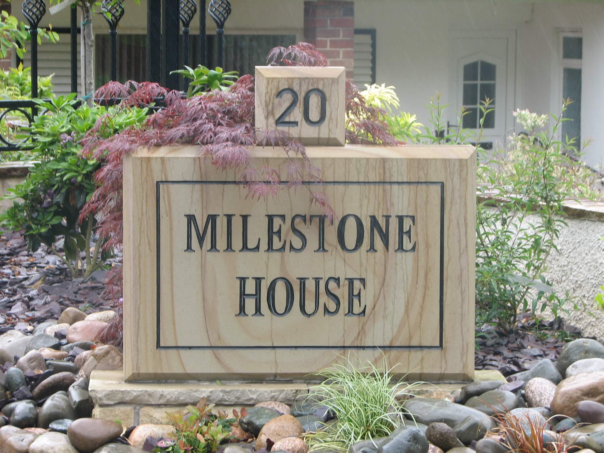 minstone house project