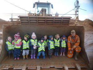 community Quarry Visit