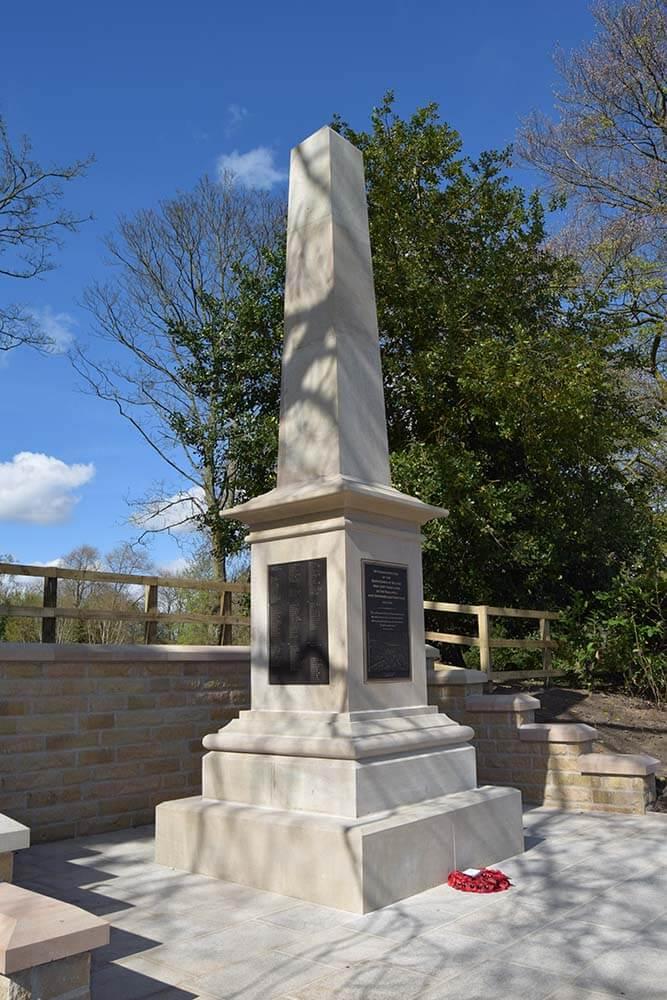 Galliopolli Memorial Bolton