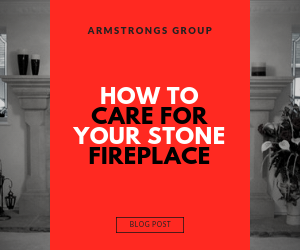 How to Care for Your Stone Fireplace