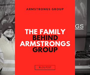 The Family Behind Armstrongs blog