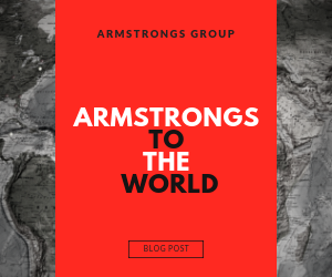 Armstrongs to the World blog