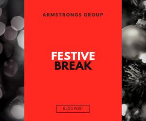 Festive Break blog