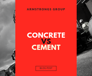 Concrete Vs Cement Blog