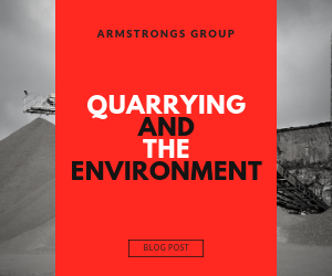 Quarrying and the Environment Blog