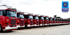 Our FORS accredited fleet